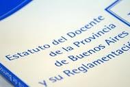 Estatuto del Docente de la Provincia de Buenos Aires y su reglamentación