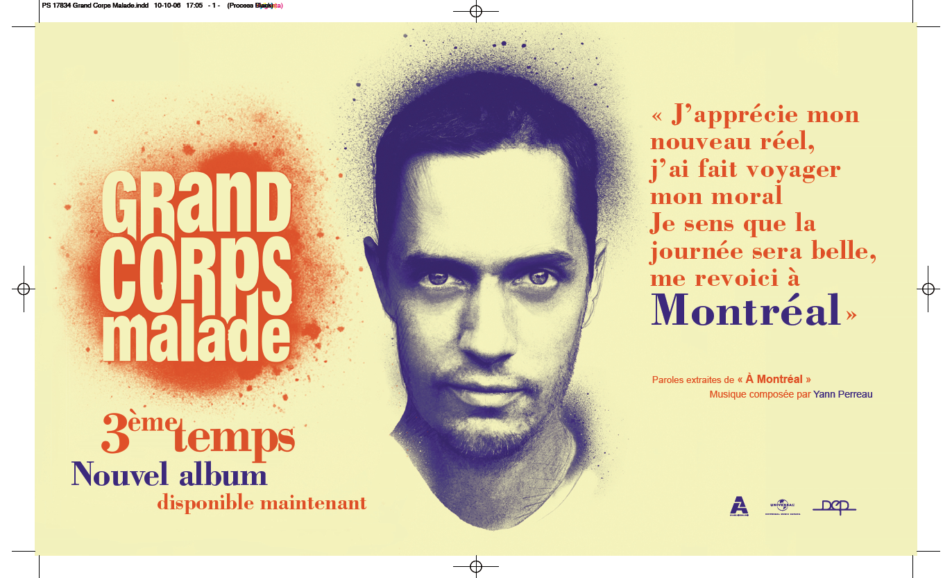 Rencontre grand corps malade analyse