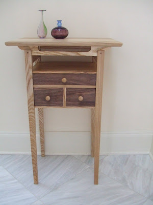 Fabulous The second came from Richard Siudek of Chapel Hill North Carolina Richard built his own version of Skinny Legs and All the small side table