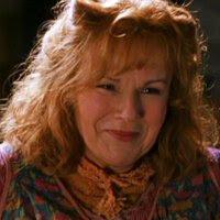adultos de harry potter Molly-weasley