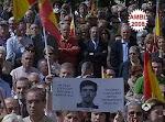Homenaje de Madrid a Antonio Lancharro, víctima de ETA