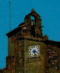 La destruccin del Reloj de Monesterio en 1989