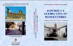 """Adquiera un ejemplar del libro """"Republica y Guerra Civil en Monesterio"""""""