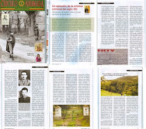 La publicacin del artculo retirado de la Revista de la Romera de San Isidro de Monesterio 2010