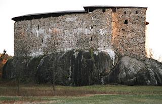 Замок Разеборг экскурсии частный гид Raseborg