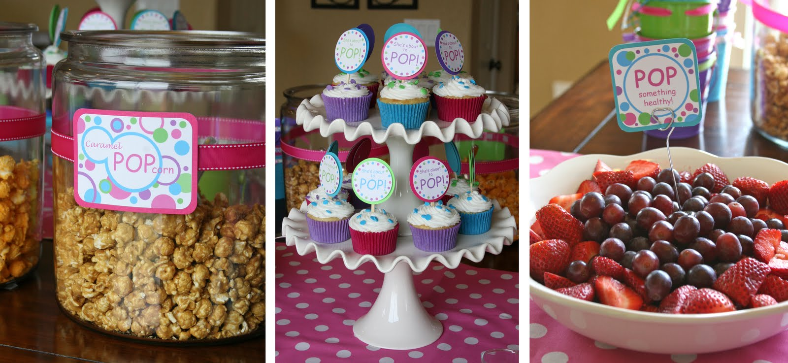 High Quality {Parties} Sheu0027s About To POP! U2013 Baby Shower
