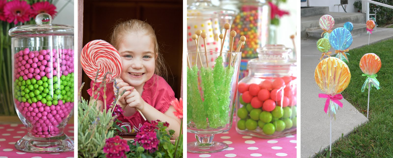 Candy Theme Party Decoration Ideas