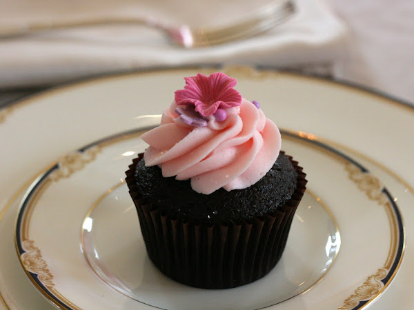 Cupcake Sunday - Pretty In Pink