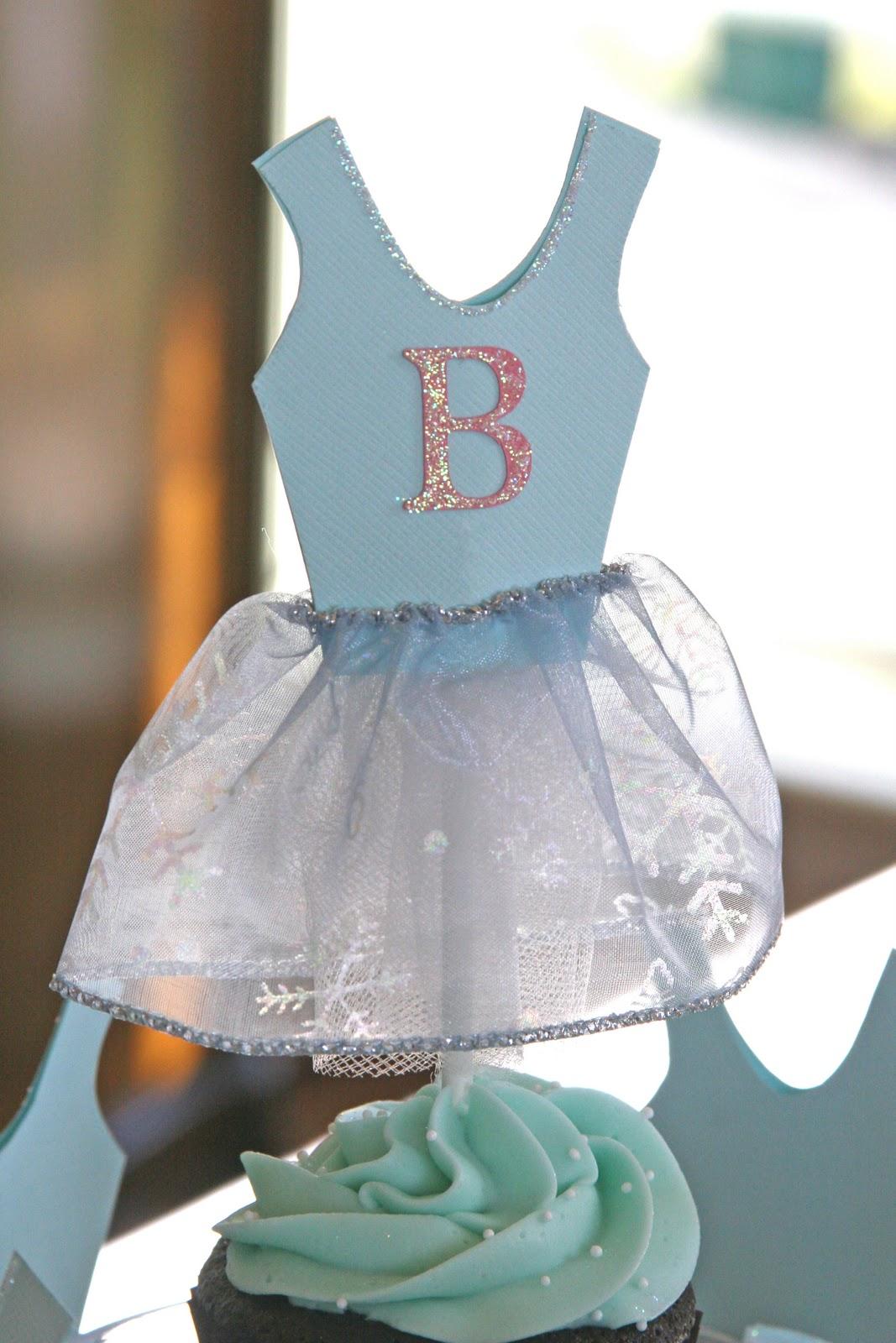 Snowflake Ballerina Party {A look back} – Glorious Treats