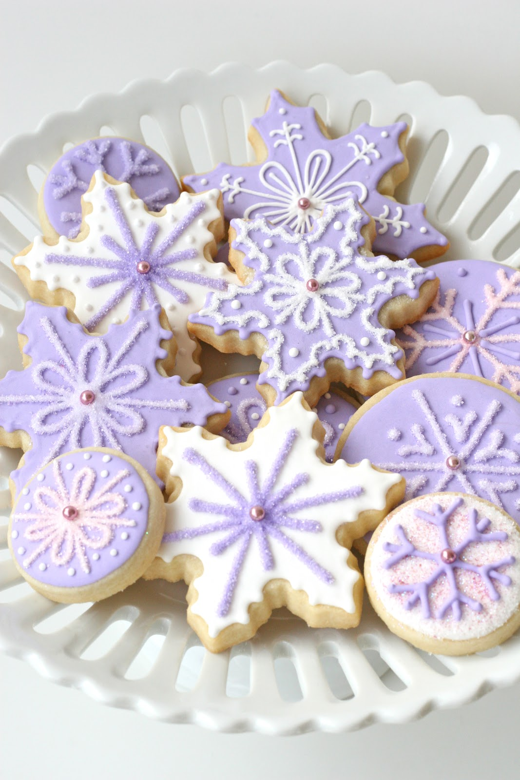Christmas Cookies Galore!! – Glorious Treats