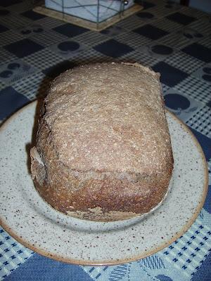 Pan integral con cerveza Bifinett