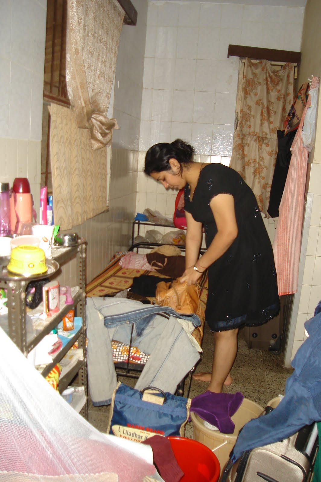 Renuka In India: augustus 2010