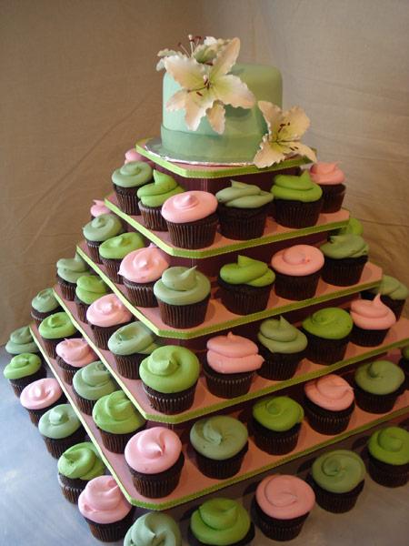 Tier Acrylic Wedding Cake Stand