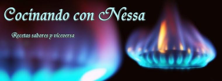 Cocinando con Nessa