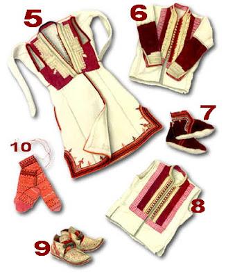 Куклы в народных костюмах №96 Кукла в македонском свадебном костюме