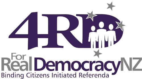 Real Democracy NZ Inc.