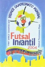 PRIMER CAMPEONATO MUNDIAL INTER CLUBES DE FUTSAL INFANTIL
