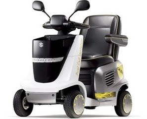 Suzuki Burgman Exhaust
