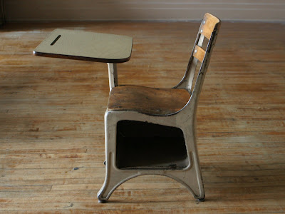vintage - School Desk Design
