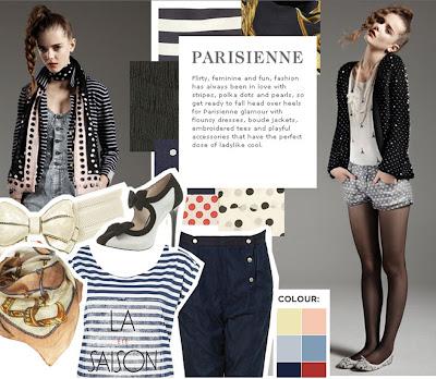 Topshop Parisienne Kolleksiyonu