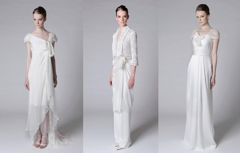 Alberta Ferretti Gelinlik Modelleri