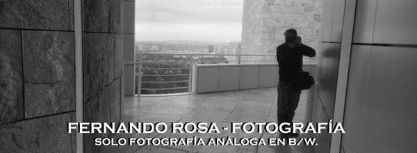 Fernando Rosa - Fotografía