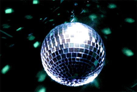 Disco Ball Light