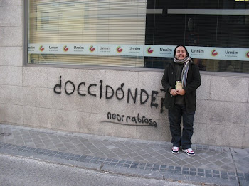 Escritos poeticos de Batania(Neorrabioso)en Madrid