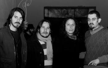 Giancarlo, Julio, Jorge y Jesus.