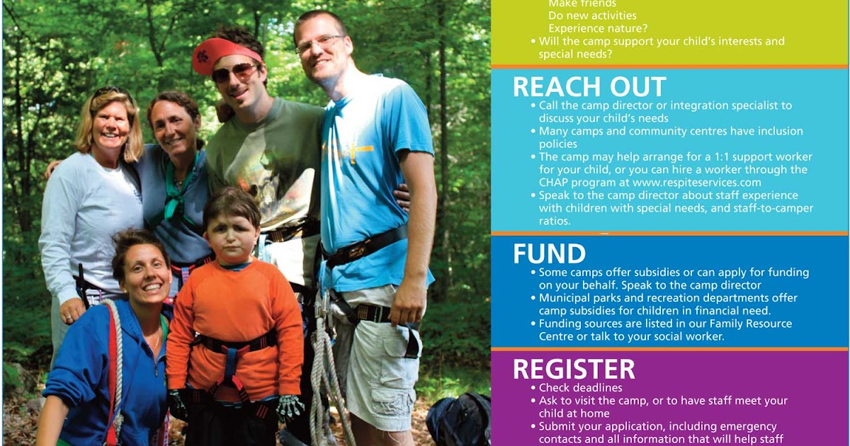 Antipsychotics May Hike Kids Risk For >> Don T Forget To Sign Up For Summer Camp Special Needs Disability