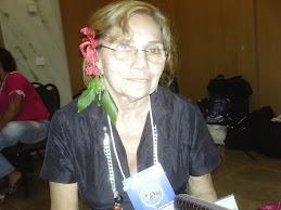 Secretária de Assistencia Social Rita do Carmo