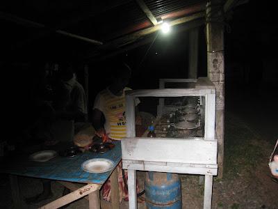 Hoppers Sri Lanka. Hoppers. One is an egg hopper.