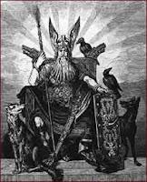 Dios nórdico Odin