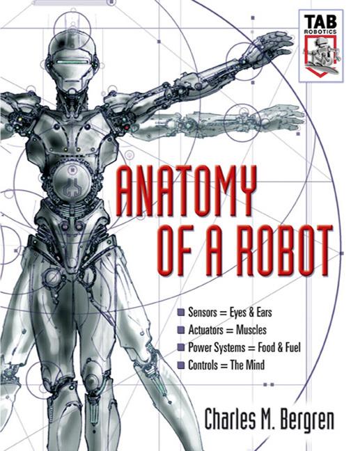 Anatomia de un Robot - Charles M. Bergren