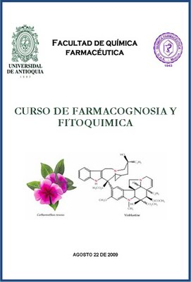 Curso farmacognosia