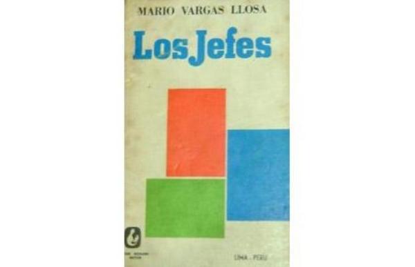 los-jefes-mario-vargas-llosa-primera-edicion-1968
