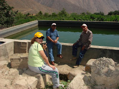Reservorio en Huayopampa