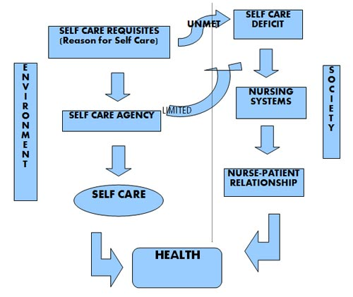 examining dorothea orems self care deficit theory Dorothea orem self-care deficit theory essays application of dorothea orem's self-care practice model elaine gilligan whelan, rnc, ma.