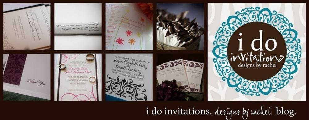 i do invitations