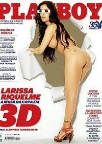 Download Larissa Riquelme Playboy 3D Completa Grátis