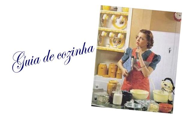 Guia de Cozinha