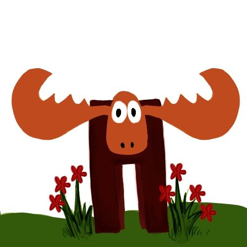 [Moose]