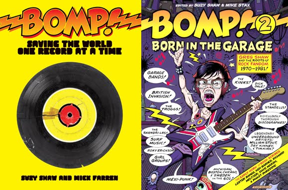 Bomp! Saving The World & Born In The Garage