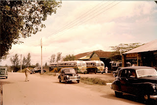 1960 photo of paya lebar bus