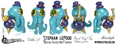 steampunk mechtorians - Stephan LaPod