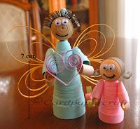 ตุ๊กตานางฟ้าหุ่นกระบอก