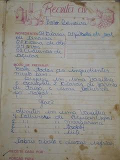 Bolo de Cenoura da Vóvo! 7