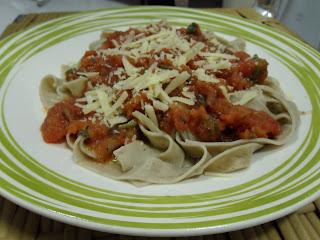 Molho de tomate! 1