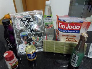 Comida Japonesa de Araque!! Com direito a cobaia! 3