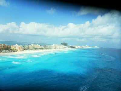 E voltando de Cancun... 1